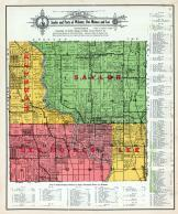Saylor, Webster, Des Moines and Lee Townships, Polk County 1914